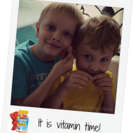 It is Vitamin Time with L'il Critters Gummy Vites