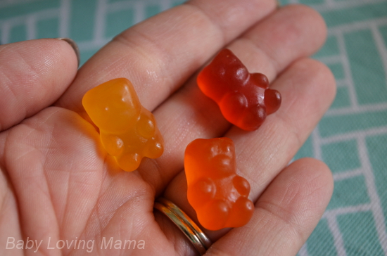 Lil Critters Gummy Vites Childrens Vitamins Up Close