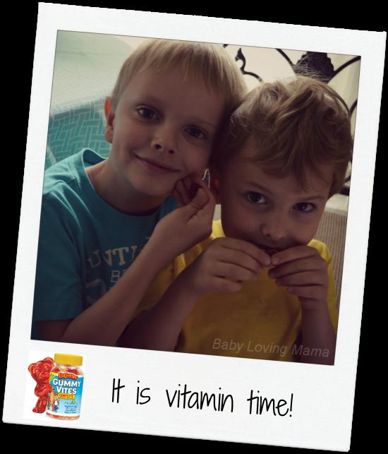 Lil Critters Gummy Vites Childrens Vitamins