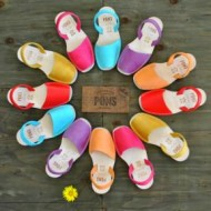 PONS Avarcas Sandals Now In the USA