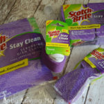 Scotch-Brite Cleaning Challenge: Your Tips and the Stay Clean Collection