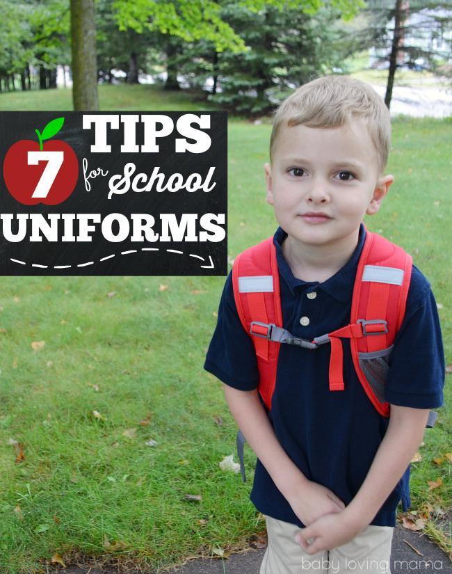 Tips for Buying School Uniforms for Back to School