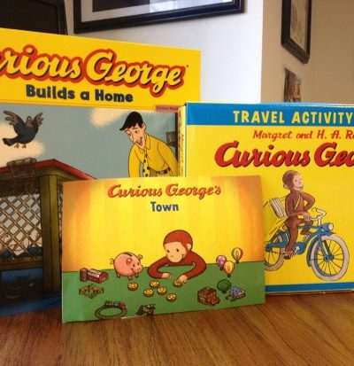 Curious George's Town App {Review & $50 Prize Pack Giveaway}