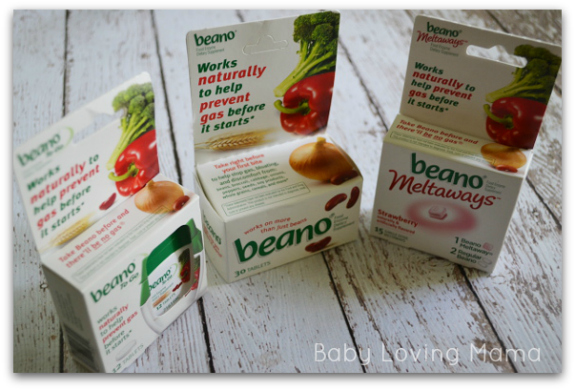 Beano Product Packaging Options