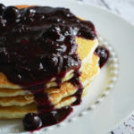 Homemade Blueberry Sauce | Perfect Topping for Pancakes and Desserts