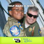 Give A Minute, Help Make-A-Wish #StraightTalkWish