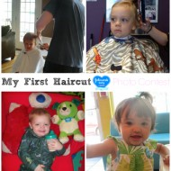 """Cast Your Vote in the Johnson's Baby """"My First Haircut"""" Photo Contest & WIN {Giveaway}"""