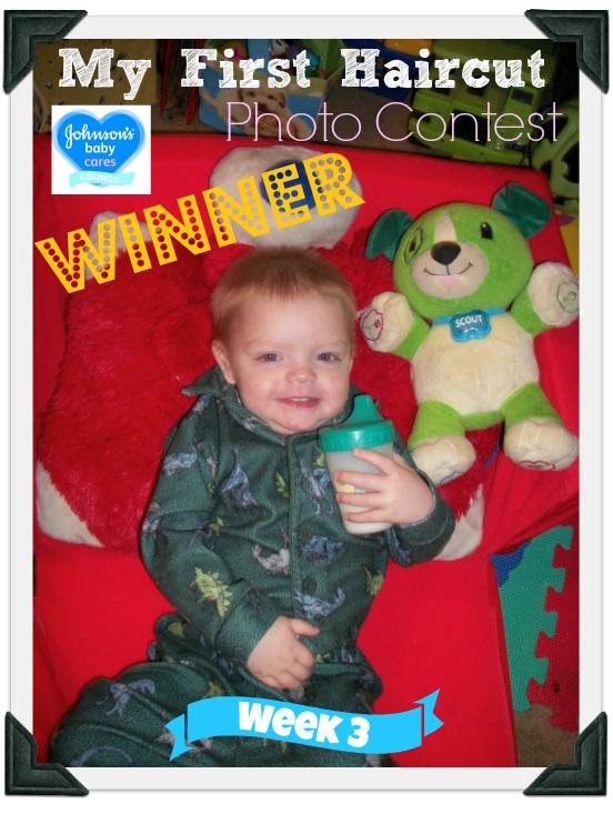 My First Photo Contest Johnsons Baby Kaiden Week 3 Winner