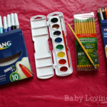 Back to School with PRANG Art Supplies {Coupon}