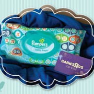 """Pampers Launches Upgrades + Special Babies""""R""""Us Store Promo Sept 19th – 21st {Giveaway}"""