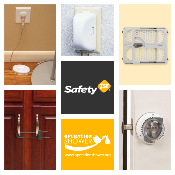 Safety 1st Home Safety Giveaway Bundle