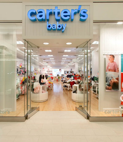 Carter's New Location and Baby Concept Store at Mall of America {Giveaway}