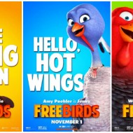 Free Birds Animated Movie in Theaters November 1st + Giveaway