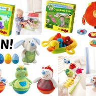 Start Holiday Shopping Early with HABA | Fire Brigade Play Set {Review & Giveaway}