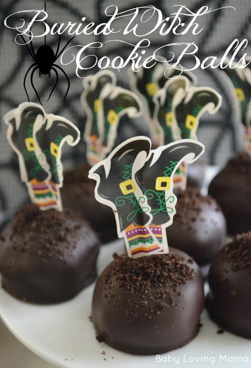 Halloween Witch Joann Fabric Wilton Cookie Balls