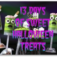 13 Days of Sweet Halloween Treats with Jo-Ann Fabric and Wilton
