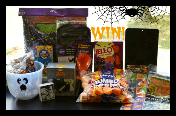 Kraft Halloween Giveaway Prize