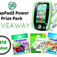 LeapFrog LeapPad2 Power Learning Tablet Giveaway