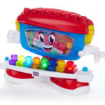 Mega Bloks Billy Beats Dancing Piano: Countdown to Christmas