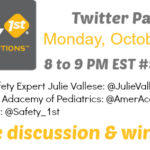 Join in the Safety 1st Twitter Party October 21st 8-9PM EST