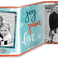 Shutterfly New Holiday Photo Cards + Pinning Party on October 16th  {Giveaway}