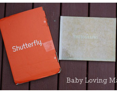 Preserve Old Photos with Shutterfly Photo Books
