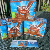 Lunch Box 101 with TruMoo Milk Boxes {Review and Giveaway}