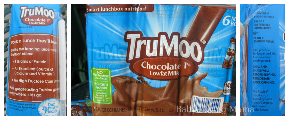 TruMoo Lunch Pack 22