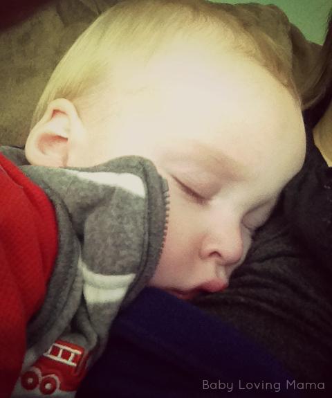 Wesley Sleeping