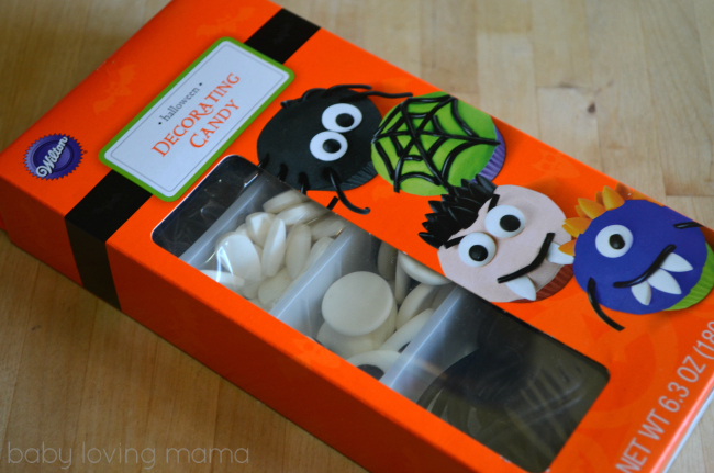 Wilton Halloween Decorating Candy Kit Target