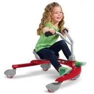 Wiggle and Giggle with Radio Flyer's Ziggle {Review & Giveaway}