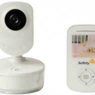 My Favorite Nursery Safety Tips + Safety 1st Genesis Video Monitor Giveaway
