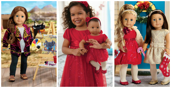 American Girl Holiday Gifts