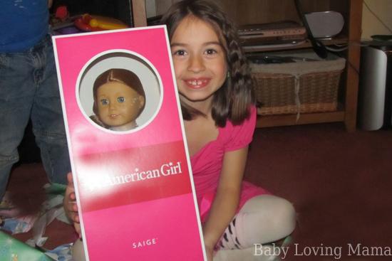 American Girl Saige4