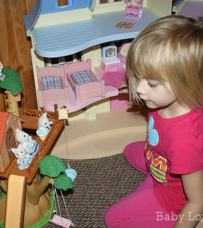 Brilliant Sky Toys and Books Offers Award Winning Toys: Calico Critters Tree House