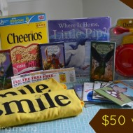 Cheerios Spoonful of Stories Author Contest: Vote for Your Favorite and Win {Giveaway}