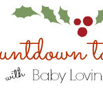 It is a Countdown to Christmas with Baby Loving Mama