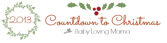 Countdown to Christmas Header 2013