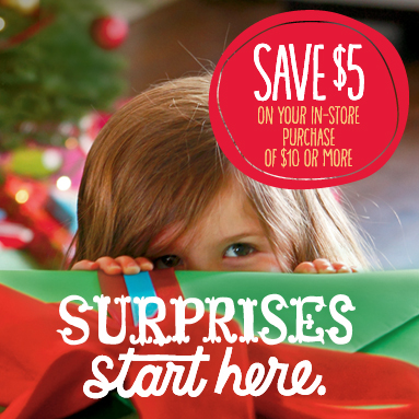 Hallmark Store Coupon Holidays Blogger Discount 5 off 10