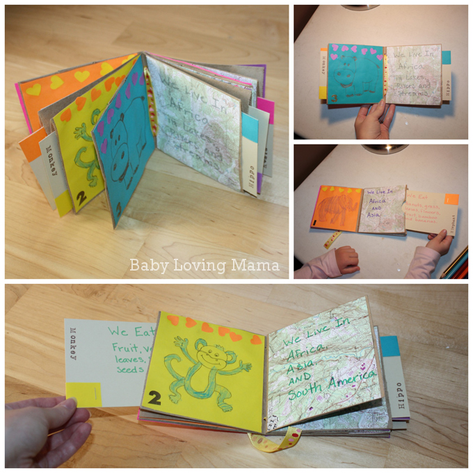 Paper Bag Book Craft Tutorial With Jam Paper And Envelope