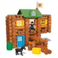 K'Nex Lincoln Logs Redfield Ranch: Countdown to Christmas