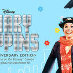 Mary Poppins : 50th Anniversary Edition Coming to Blu-Ray & DVD