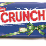 Nestle Crunch Chocolate Bar Makes for Easy Gift Giving: Countdown to Christmas
