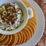 Olive Pecan Spread Recipe with Only 4 Ingredients