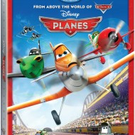 Disney's Planes Now on Blu-ray and DVD