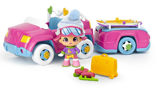 Pinypon Car and Tow