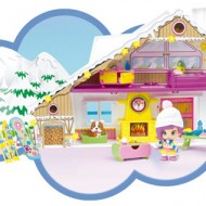 Pinypon Snow Ski Lodge and Car and Tow: Must have Gifts For Girls + GIVEAWAY
