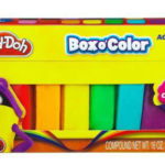 Play-Doh Box O'Color Stocking Stuffer: Countdown to Christmas