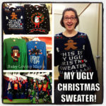 Laughable Style with Target Ugly Christmas Sweaters #HilariousHoliday