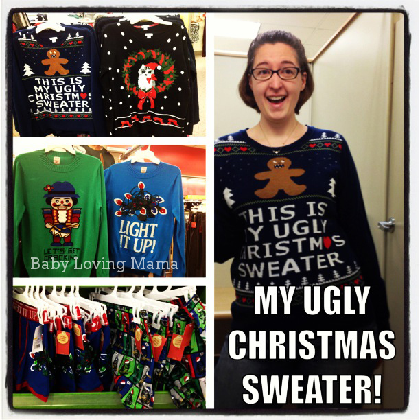 Laughable Style With Target Ugly Christmas Sweaters